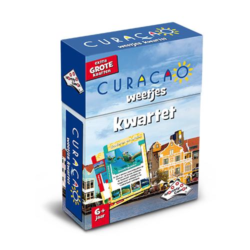 Weetjes Kwartet Curaçao